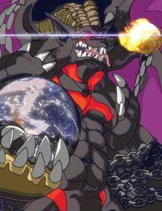 Dracomon from Digimon