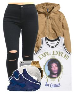 """""""4/14/16"""" by yasnikki ❤ liked on Polyvore featuring H&M, G-Shock, Polo Ralph Lauren and NIKE"""