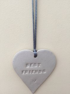 A personal favourite from my Etsy shop https://www.etsy.com/uk/listing/286039131/sale-item-loveheart-hanger-gift-idea