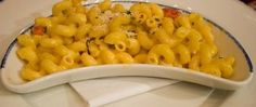 HARD ROCK CAFE® TWISTED MAC & CHEESE