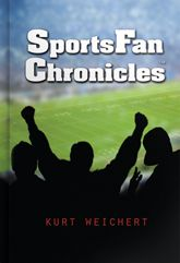 SportsFan Chronicles is a novel written by author Kurt Weichert. This raucous tale is a must read for any lover of the NFL. When two best friends, Kurt and Brian, manage to win half of the largest lottery in years, they do what any sane Chicago Bears fan would do--try to convince the other winner to go in on purchasing an NFL team!  #sports #novels #books