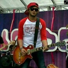 Nunoz Nughraha at Inbox SCTV #location Miko Mall Kopo Bandung, 12.6.2013