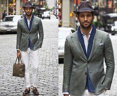 Suit Supply High Summer Lookbook