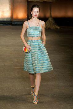 Best New York Fashion Week Spring 2014 Looks  #fashionweek #fashiontrends #fashionnews