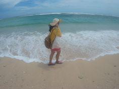 Pandawa Beach.. when the sky is meet the sea 🌸