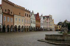 Welcome to the Fairy Tail Telc Czech Republic Classical Architecture, Czech Republic, Prague, Vienna, Fairy Tales, Explore, Country, City, Viajes