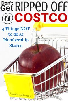 Don't Get Ripped off at Costco