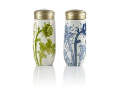 Bloom tea tumbler from teavana.com $27 comes with infuser.