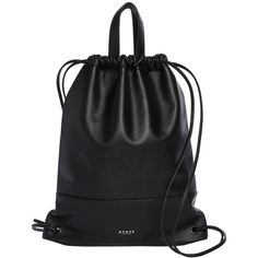 Women's State Bags Lee - Parkville Leather Backpack (1 985 SEK) ❤ liked on Polyvore featuring bags, backpacks, backpack sling bag, leather backpack, real leather bags, sling backpack and leather bags