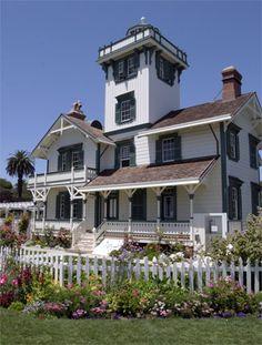 Lighthouse - Point Fermin, California, USA