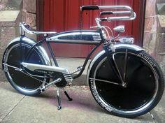 Dieselpunk Bicycle Bike