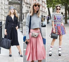 Spring street trend 2015 men, women | ... Best Of London Fashion Week Spring 2015 Street Style | Fashionisers