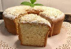 Torta Baby Shower, Almond Cakes, Sin Gluten, Cornbread, Vanilla Cake, Banana Bread, Bakery, Ethnic Recipes, Sweet