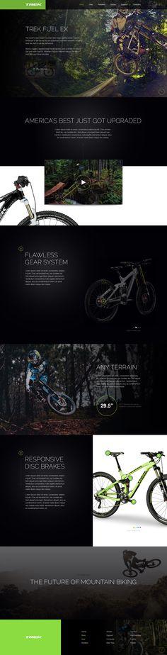 Trek Fuel EX site by Myles kedrowski