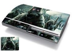 Skin Art Decal Cover Sticker Case Playstation 3 PS3  $14.99