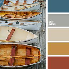 Photo by Toa Heftiba on Unsplash Color Harmony, Color Balance, Red Colour Palette, Colour Gray, Warm Color Schemes, Paint Colors For Home, Room Colors, Color Inspiration, Cottage Bedrooms