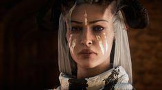 Image result for qunari female dragon age inquisition