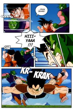 DragonBall Z Abridged: The Manga - Page 057 by ~penniavaswen