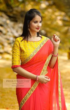 <br> A Road MLA Colony Banjara Hills Hyderabad - <br> Contact : 9160560480 to Simple Blouse Designs, Stylish Blouse Design, Cotton Saree Blouse Designs, Blouse Patterns, Blouse Designs Catalogue, Chiffon Saree, Bollywood Saree, Churidhar Designs, Dress Designs