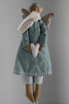 Tilda winter doll