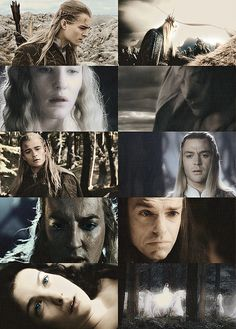 LOTR 30 Day Challenge.  Day 17: Elves or Dwarves= Elves!  Elves are so wise and so fair, who wouldnt love them? They are skillful in battle and they are willing to share their wisdom with those who choose to seek it. :)