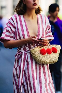 From basket bags to kitten heels, these are the top 10 accessory trends to try this summer!