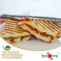 Make Reservations 9826845000. #seasoning #familyrestaurant #pureveg #food #tasty #delicious #vegclubsandwich