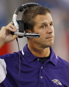 John Harbaugh...did not realize how hot he was until they made it to Super Bowl. Just another reason to watch the game!