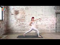 Sadie Nardini - Rock Your Detox - Yoga Like You've Never Yoga ed Before - YouTube (33min)
