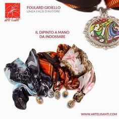www.artelisanti.com - Per informazioni su prezzi, spedizioni o punti vendita, inviate una mail a info@artelisanti.com -- For informations on price, shipment or shop, mail to info@artelisanti.com #MadeinItaly #Collana #Necklace #HandPaintedNecklace #ArteLisanti #love #musthave #photooftheday #bestoftheday #girl #beautiful #nice #happy #moda #fashionblogger #fashion #ThePaintingToWear #Glamour #Glam #collanadipinta