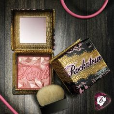 Benefit Cosmetics Roackateur Powder. This would be gorgeous for a nice glow to the cheeks