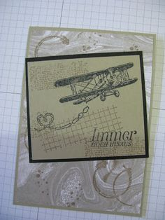 Stampin mit Scraproomboom - Stampin' Up! - Hoch hinaus - Timeless Textures