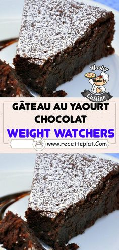 Weight Watchers Desserts, No Cook Desserts, Low Calorie Cake, Weigth Watchers, Food Inspiration, Love Food, Cake Recipes, Sweet Tooth, Food Porn