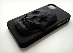 3D Skull iPhone Case @ ShockBlast