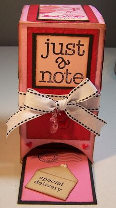 Definately going to try this with Heritage Makers. I am thinking 2 12x12 sheets one for the box and the other with a variety of letters.