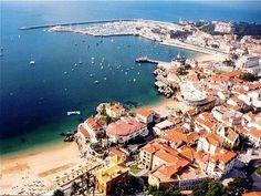 Cascais. De los sitios de Portugal más bonitos en los que he estado.