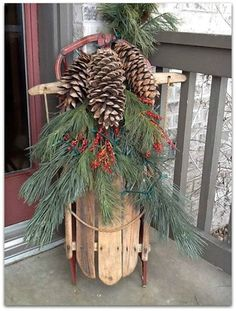 Decorated SLED is a HOLIDAY favorite! 10847830_10152913360205070_1674154165727163486_n.jpg (403×532)