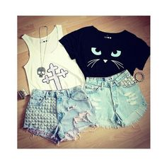 tumblr_mekxsvlwkr1r46h1zo1_500.png (500×500) ❤ liked on Polyvore featuring outfits, conjuntos and pictures
