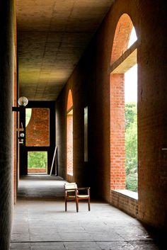 Indian Institute of Management (IIM) - Louis Kahn | Flickr - Photo Sharing!