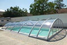 Retractable Skylights Roofs Pr01 Sunrim Swimming Pool Enclosures Pool Enclosures Swimming Pools