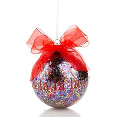 HSN Cares Deborah Lippmann 2012 Heart Ornament at HSN.com.
