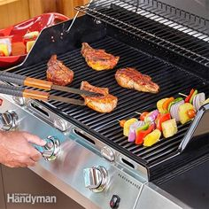 What's Up With Infrared Grills? It sounds pretty high-tech, but the concept is relatively simple. Infrared grills have a mostly solid, corrugated grate between the flames and the food. The grate protects food from flare-ups—ideal for fatty meats. It also distributes heat more evenly, allowing for consistent cooking across the grill. More control also means less gas consumption, up to 30 percent less. The one downside is that you can no longer blame your burned burgers on a hot spot.