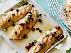 Moroccan-Style Striped Bass Recipe : Bobby Flay : Food Network - FoodNetwork.com