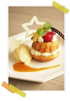 vivianに学ぶ季節のパンとお菓子「サバラン」 | お菓子・パンのレシピや作り方【corecle*コレクル】
