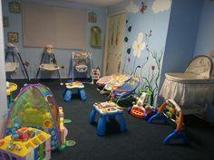 infant room home daycare