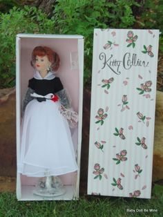 "Retired Kitty Collier * American Beauty * by Robert Tonner 18"" Doll #RobertTonner"