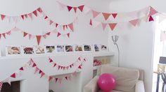 1st birthday party (soon)!