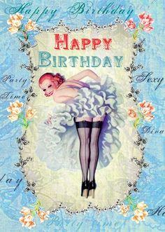 Cute Birthday Wishes, Happy Birthday Vintage, Happy Birthday Celebration, Happy Birthday Sister, Happy Birthday Messages, Happy Birthday Parties, Happy Birthday Quotes, Happy Birthday Images, Birthday Love