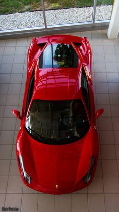 Ferrari Italia.  Car of the Day: 28 June 2015.