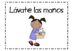 Menta Más Chocolate - RECURSOS PARA EDUCACIÓN INFANTIL: Normas de Comportamiento en el Aseo